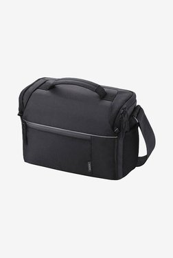 Sony LCS-SL20/B Large Soft Carrying Case For NEX Cameras