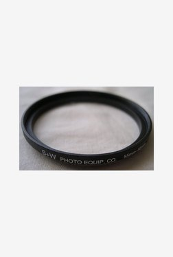 HeavyStar Dedicated Metal Step-Up Ring 55mm to 58mm (Black)