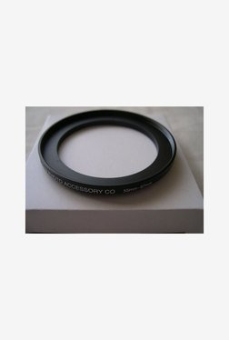 HeavyStar Dedicated Metal Step-Up Ring 55mm to 67mm (Black)