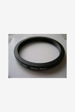 HeavyStar Dedicated Step-Down Ring 52mm to 46mm (Black)