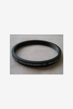 HeavyStar Dedicated Step-Down Ring 55mm to 52mm (Black)