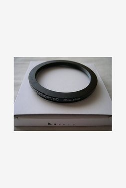 HeavyStar Dedicated Step-Down Ring 62mm to 52mm (Black)