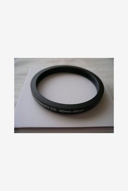 HeavyStar Dedicated Step-Down Ring 62mm to 55mm (Black)