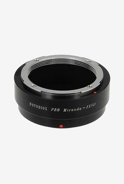 Fotodiox Pro Miranda Lens Mount Adapter for Fujifilm X-Mount