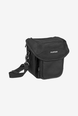 Fujifilm Deluxe Padded Nylon Digital Camera Case (Black)