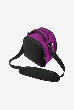 Vangoddy Laurel DSLR Camera Carrying Bag (Plum Purple)