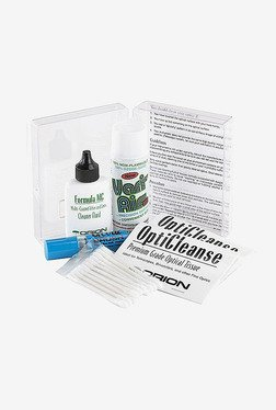 Orion 5825 Deluxe 6-Piece Optics Cleaning Kit (White)