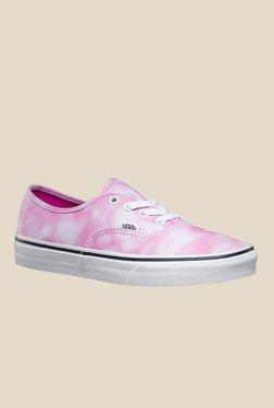 Vans Authentic Pink Sneakers