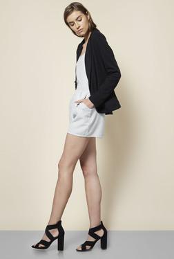 New Look Grey Slim-fit Jacket