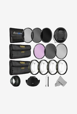 Goja 52mm Complete Lens Filter Accessory Kit For NIKON