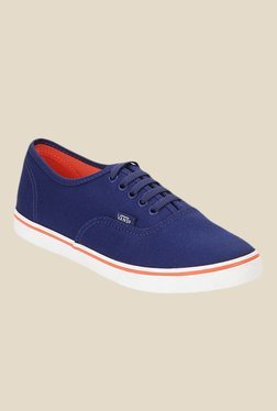 Vans Authentic Lo Pro Blue Sneakers