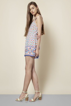 New Look Multicolor Roxy Playsuit