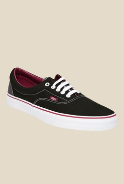 Vans Era Black   White Sneakers 13744c09c