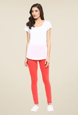 Yepme Coral Tracey Essential Leggings