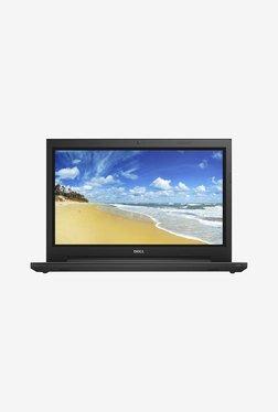 Dell Inspiron 3555 39.62cm Laptop (AMD A6-6310, 500GB) Black