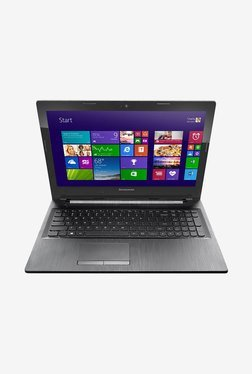 Lenovo 80E503FFIH 39.62cm Laptop (Intel Core i3, 1TB) Black