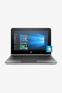 HP X360 11-U005TU 29.46cm Laptop (Intel Core i3, 1TB) Silver