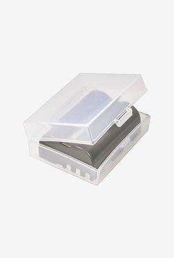 FotoTech Medium Battery Storage Case 10 Pcs (Clear)