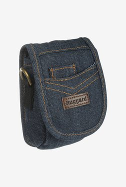 Ruggard DEP-250 Denim Camera Pouch (Blue)