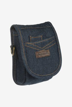 Ruggard DEP-260 Denim Camera Pouch (Blue)