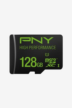 PNY High Performance 128GB Class 10 Micro SDXC Memory Card