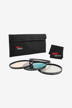 Ritz Gear 49mm Premium HD MC Super Slim Lens Filter (Black)