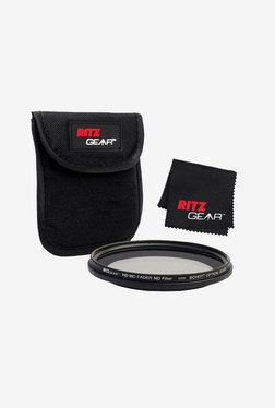 Ritz Gear 72mm Premium HD MC Fader ND Filter (Black)