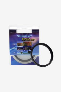 Maximal Power 52mm 4 Points Star Filter (Black)
