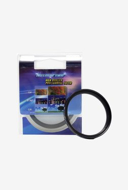 Maximal Power 46mm 4 Points Star Filter (Black)