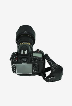 FotoTech Hand Wrist Strap Grip for Canon EOS (Black)