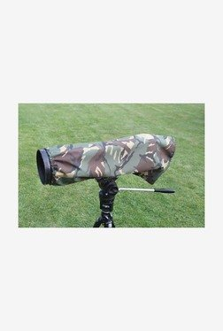 Rainsleeve Cover for Camera Lenses, Large Size (Camouflage)