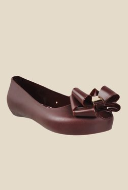Metro Brown Flat Ballets