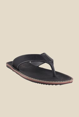 Gen X by Metro Black Thong Sandals