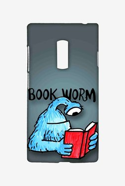 Kritzels Book Worm Case for Oneplus Two
