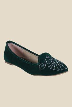 Kielz Green Casual Loafers