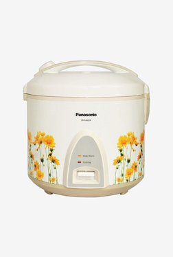 Panasonic SRKA22A/R 2.2 L Automatic Rice Cooker (White)