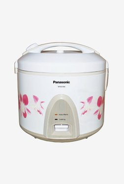 Panasonic SRKA18FA 1.8 L Automatic Rice Cooker (White)