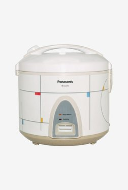 Panasonic SRKA22FA 2.2 L Automatic Rice Cooker (White)