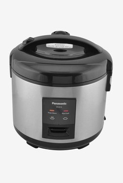 Panasonic SRCEZ18 1.8 L Automatic Rice Cooker (Silver)