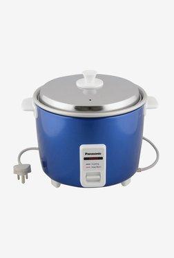 Panasonic SRWA18HYT 1.8 L Automatic Rice Cooker (Blue)