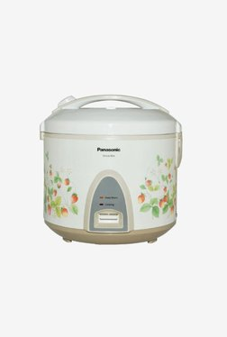 Panasonic SRKA18A/R 1.8 L Automatic Rice Cooker (White)