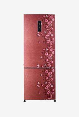 Haier HRB-3404PRL-R 320L Double Door Refrigerator (RedLiana)