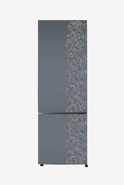 Haier HRB-3653CGI-R 345L 2-Door Refrigerator (Grey)