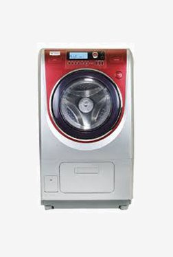 Haier HW100-B1297NZP Washing Machine 10 Kg (Red)
