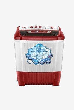 Videocon VS90P20 DRK Washing Machine 9 Kg (Dazzle Red)