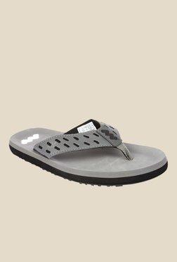 Spunk Shadow Grey Flip Flops