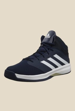 83add6010573e5 Adidas Isolation 2 Low Black Basketball Shoes for Men online in ...
