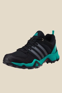 Adidas Storm Raiser 2 Black   Green Training Shoes 9dd0488cf