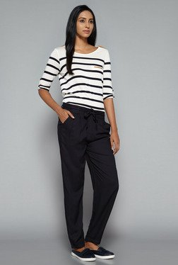 LOV by Westside Black Claudia Trouser