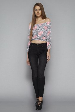 Nuon by Westside Multicolor Aza Blouse